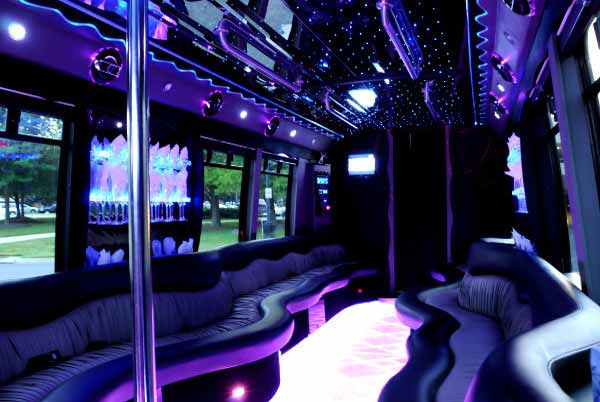 22 people party bus limo indianapolis