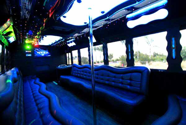 40 people party bus indianapolis